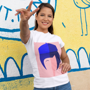 madame cawaii t shirt