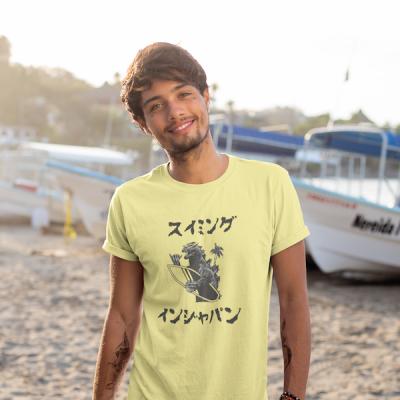 beach guy