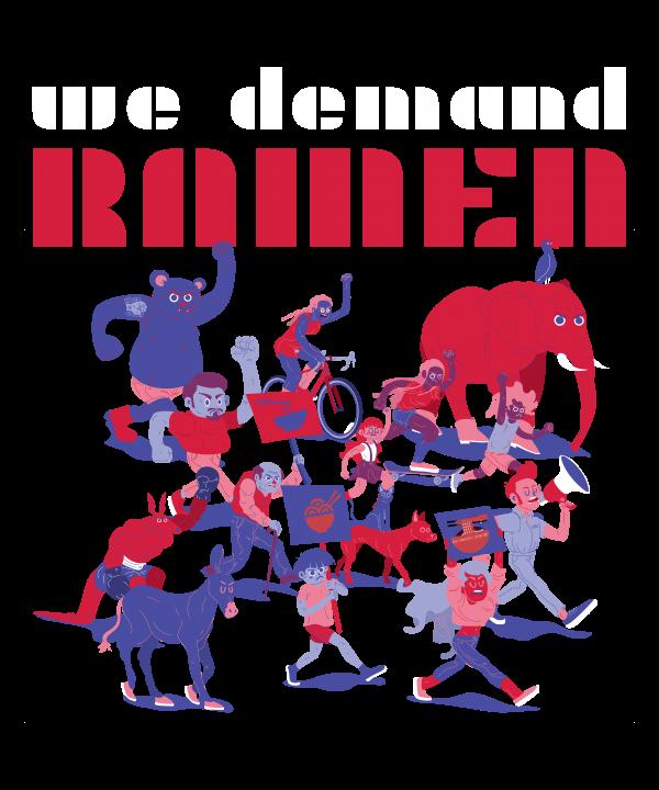 we demand ramen