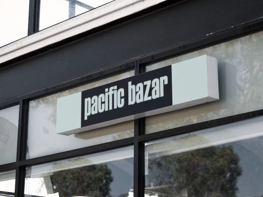 shop pacific bazar
