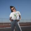 green godzilla t shirt