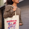 we demand ramen tote bag